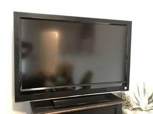 Black vizio flat screen tv