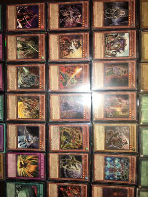 Yu gi oh Cards (Collectables)