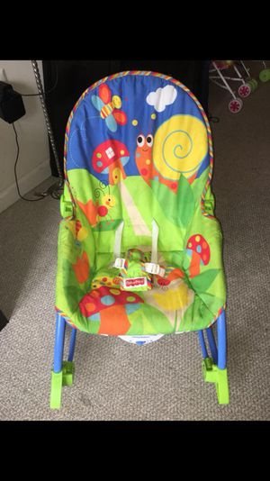 FisherPrice Infant to toddler Rocker