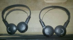 2 Headphones Honda Odyssey 06