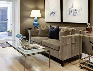 Modern Contemporary Apartment Sofa