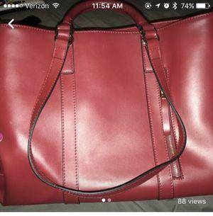 Cute red purse!