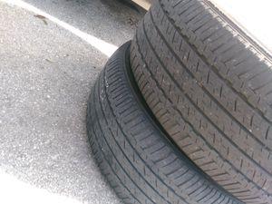 2 tires 245-60-18