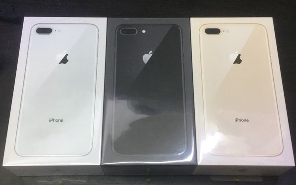 Brand New Factory Sealed Unlocked IPhone 8 Plus 256GB In Hand Any Carrier Silver