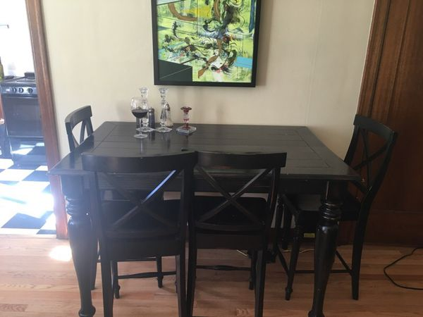 Dining Room Table With Leaf Furniture In Seattle WA OfferUp
