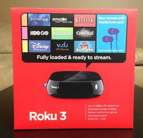 Roku 1 hook up