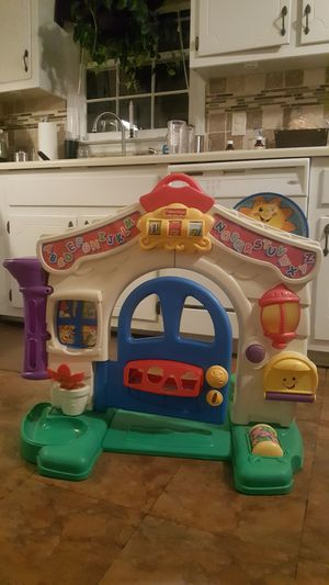 Fisher Price Learning Gate