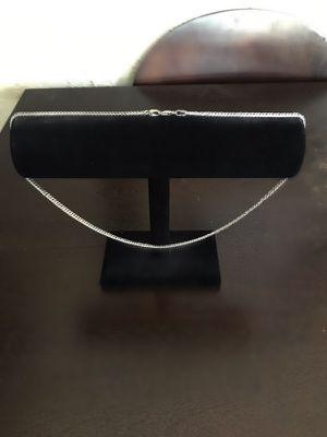 Men's 925 silver chain