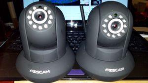 Foscam HD cameras