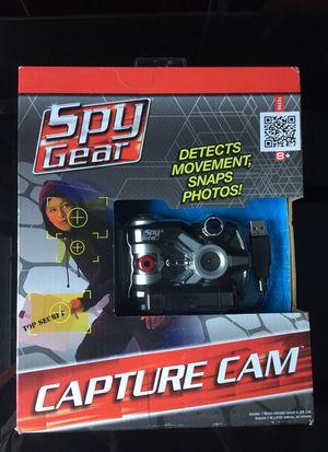 Spy Gear Capture Cam for Kids!
