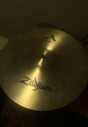 """Zildjian medium thin crash 17"""""""