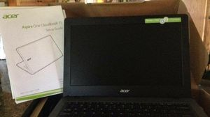 Acer laptop computer