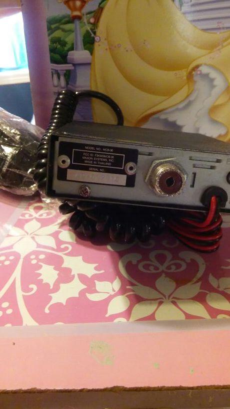 Brand new never used cb radio maxon mcb 30 electronics in brand new never used cb radio maxon mcb 30 sciox Gallery