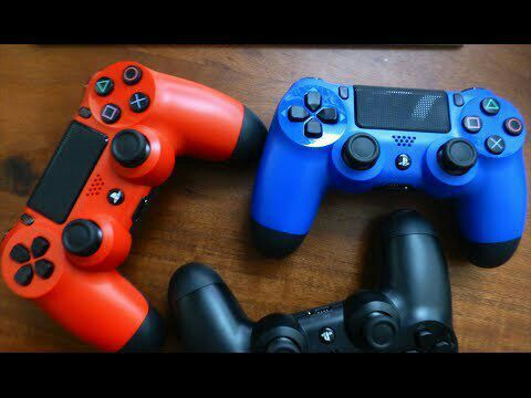 ps4 how to change system color