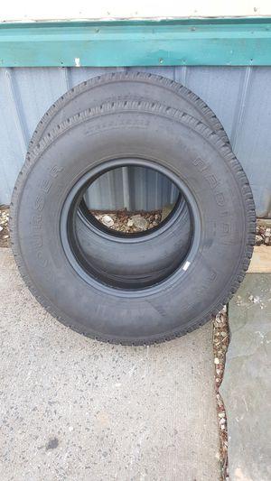 Tires LT 235/85/16