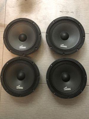 Audiopipe speakers