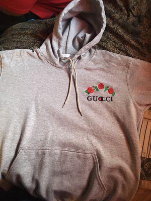 gucci x champion hoodie. ava nirui\u0027s champion x gucci pullover hoodie