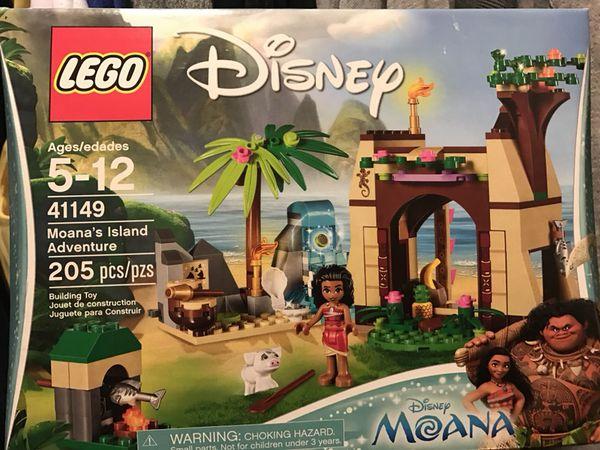 Disney Moana Island Adventure Lego Set Brand New (Games & Toys) in ...