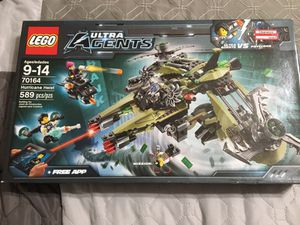 New Lego 70164 ultra agents