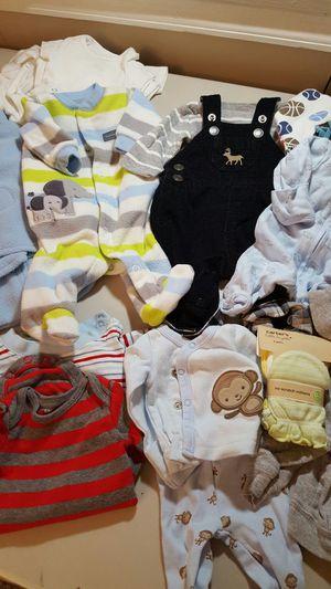 Baby Boy Preemie clothes