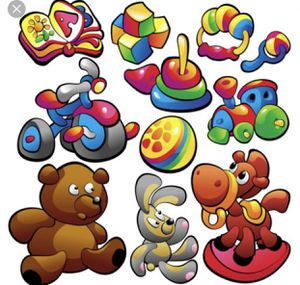 FREE random toys