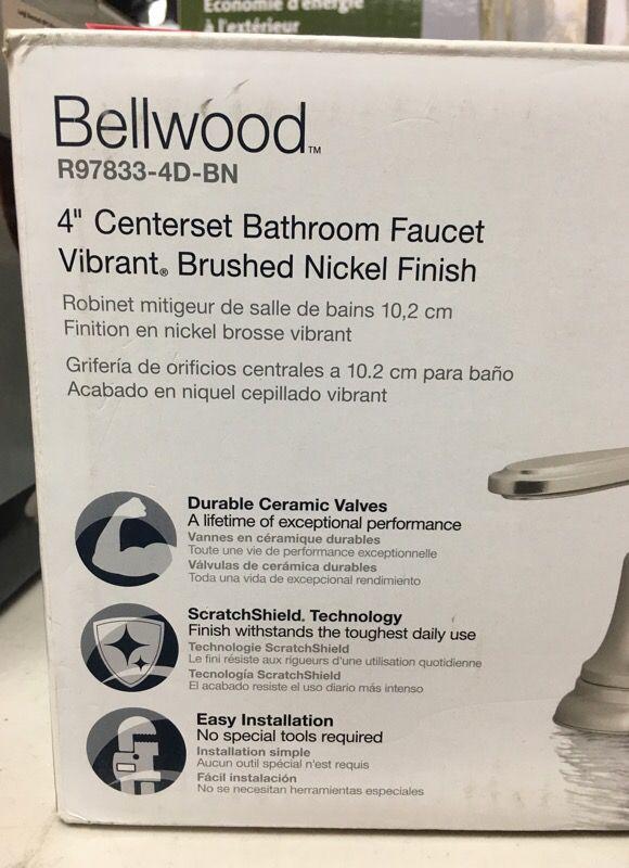 "KOHLER Bellwood 4"" Centerset Bathroom Faucet (Household) in Honolulu, HI"