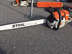Stihl ms361 profesional 25 inch