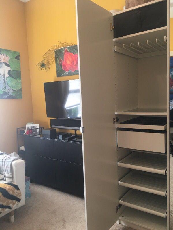 Ikea pax wardrobe furniture in seattle wa offerup for Ikea tukwila wa