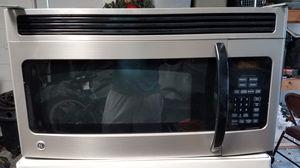 Like new GE microwave