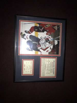 Autographed Alex Ovechkin 11x14 Franed Washington Capitals Collage, complete w COA