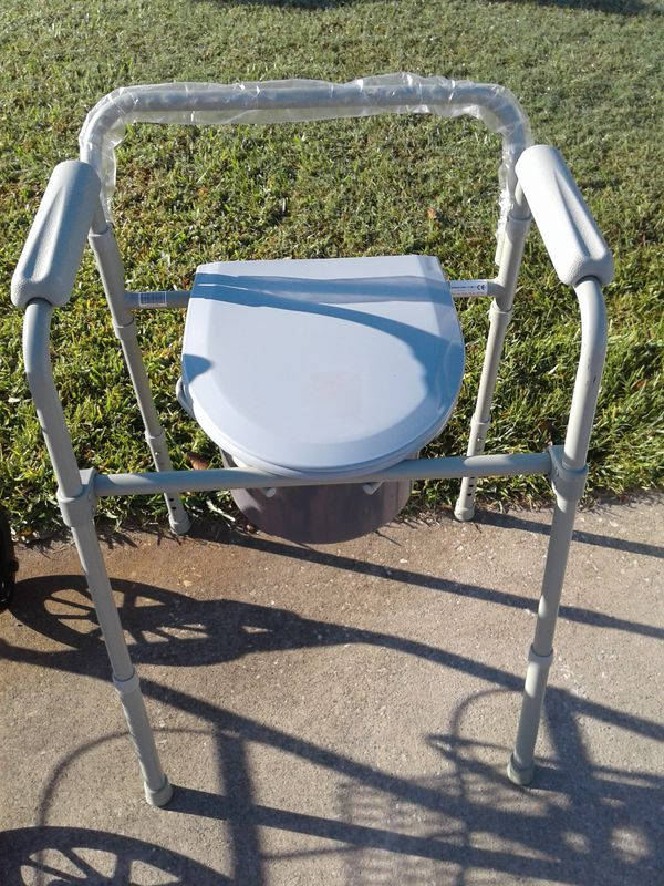 3 in one chair, commode, shower chair (General) in Kissimmee, FL ...