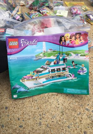 Friends boat