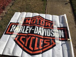 2 vinyl Harley trailer decals