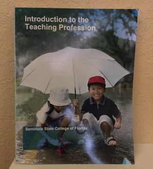Introduction to the Teaching Profession