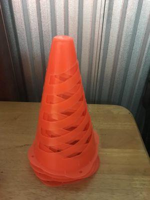 Skill cones