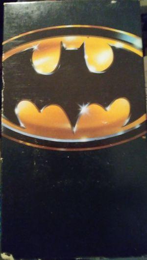 """Batman """"VCR/VHS Movie"""""""