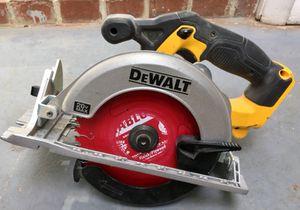 """20V Dewalt Cordless Circular Saw 6.5"""""""