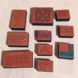 Celtic Stamp Set