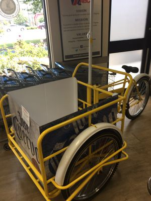 Beach Cargo Bicycle $500 negotiable