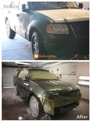 Premium paint and body work at a fraction of the cost Cars