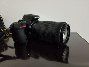 NIKON DX D5600 DSLR (TRADE)