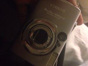 Image stabilizer camera