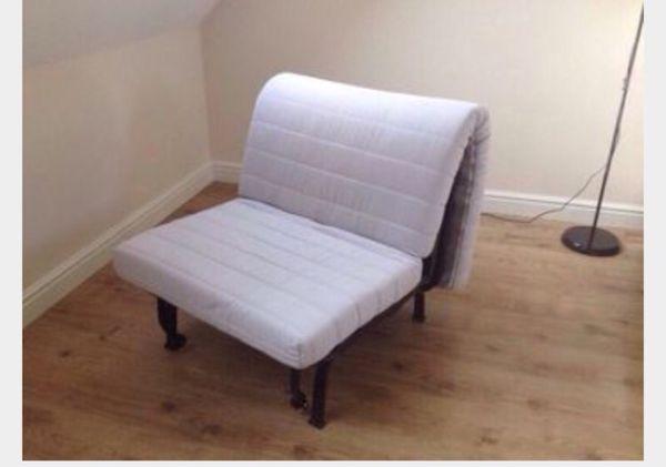 Ikea lycksele twin sofa bed furniture in daly city ca for Sofa bed ikea canada