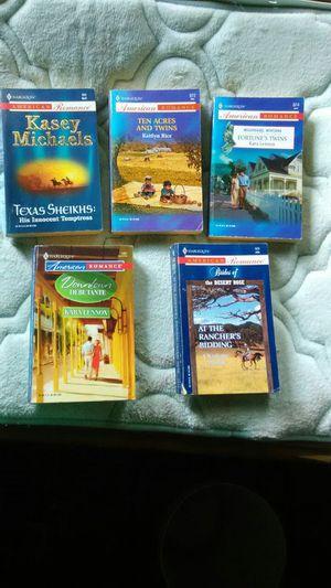 American romance pocket books