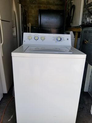 Washing machine G/E