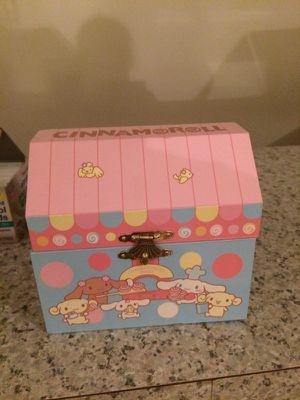 Cinnamoroll music box