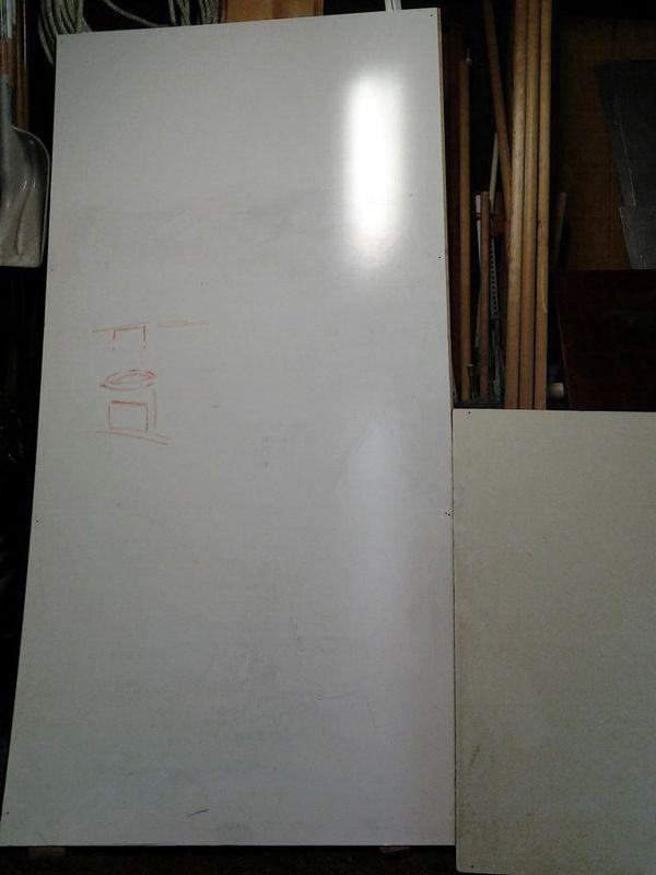 Dry erase board 4x8 sheet (General) in Tulalip, WA - OfferUp