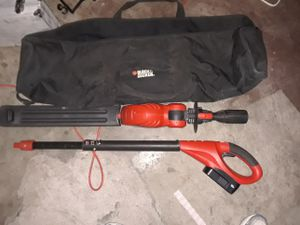 Black and decker cordless trimmer