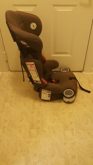 Use stroller in booster seat both for 90.00 are best offer the stroller is missing the tray