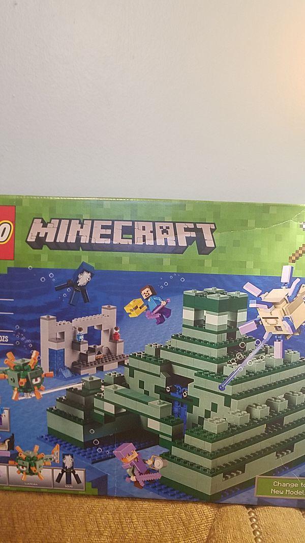 Lego minecraft (Games & Toys) in Dallas, TX - OfferUp